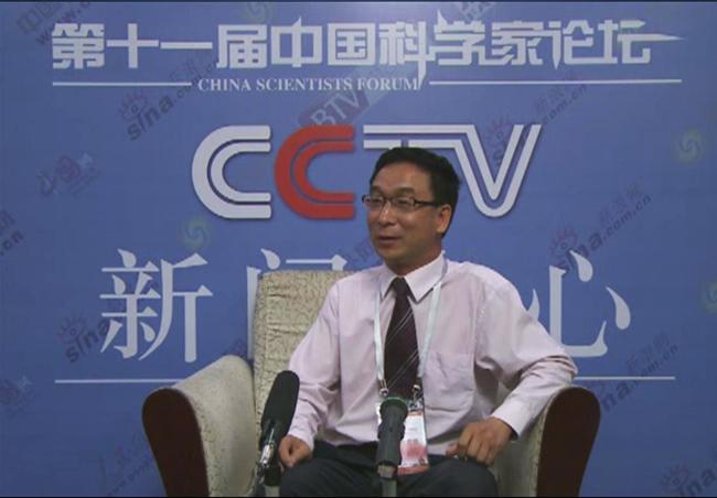 康姿百德公司董事长、总经理李银祥接受CCTV新闻中心专访