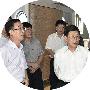 河北省委书记赵克志一行赴易胜博备用网址公司参观调研