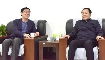 秦皇岛市副市长孙国胜到康姿百德集团调研